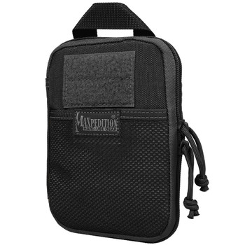 MAXPEDITION EDC Black Pocket Organizer (0246B)