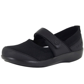 TRAQ Women's Qutie All Black Shoes (ALG-QUT-5004)