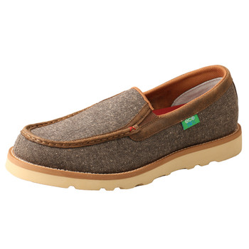 TWISTED X Men's B Toe Dust Casual Loafer Shoe (MCA0035)