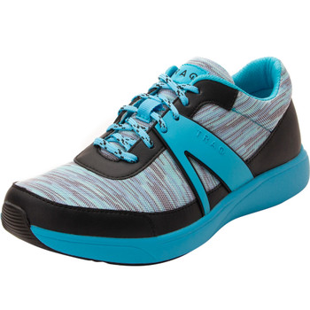 TRAQ Women's Qarma Horizon Blue Sneakers (QAR-5435)