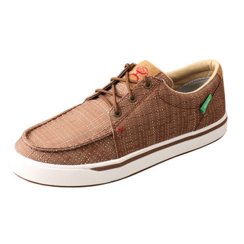 TWISTED X Men's Hooey Loppers Coffee Casual Shoe (MHYC021)