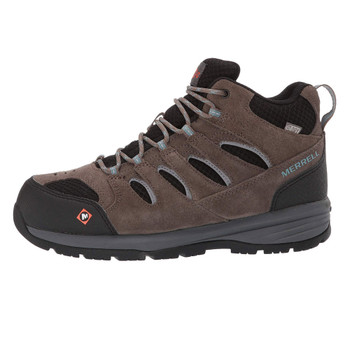 MERRELL Windoc Waterproof Steel Toe Boulder Work Boots (J17818)