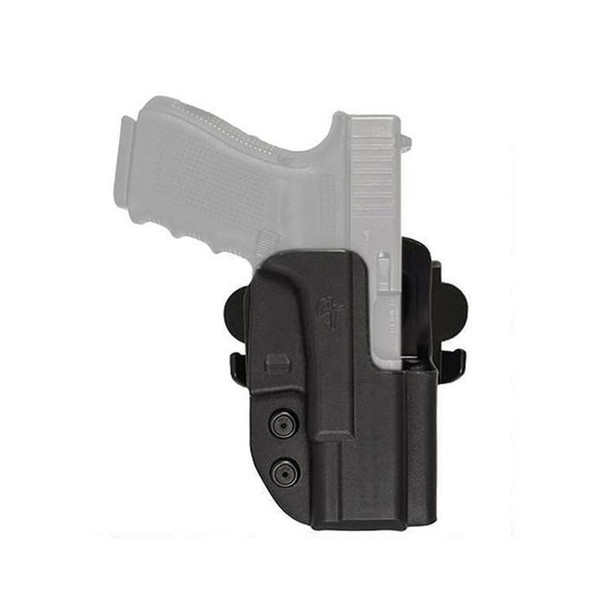 COMP-TAC International Glock 34/35 Gen 5 Black Outside the Waistband RH Holster (C241GL062RBKN)