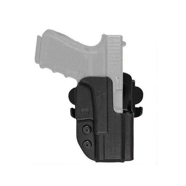 COMP-TAC International Glock 34/35 Gen 5 Black Outside the Waistband RH Holster (C241GL062RBKN)