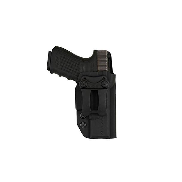 COMP-TAC Infidel Max Glock 17/22/31 Gen 1-5 Black Inside the Waistband RH Holster (C520GL224R50N)