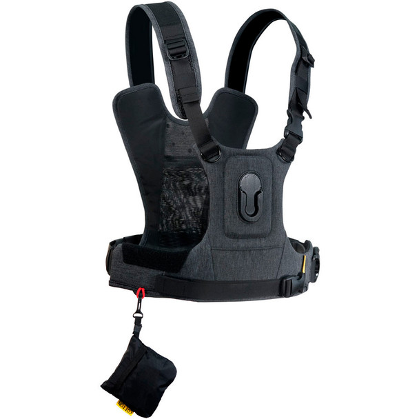 COTTON CARRIER CCS G3 Grey Harness-1 (686GREY)