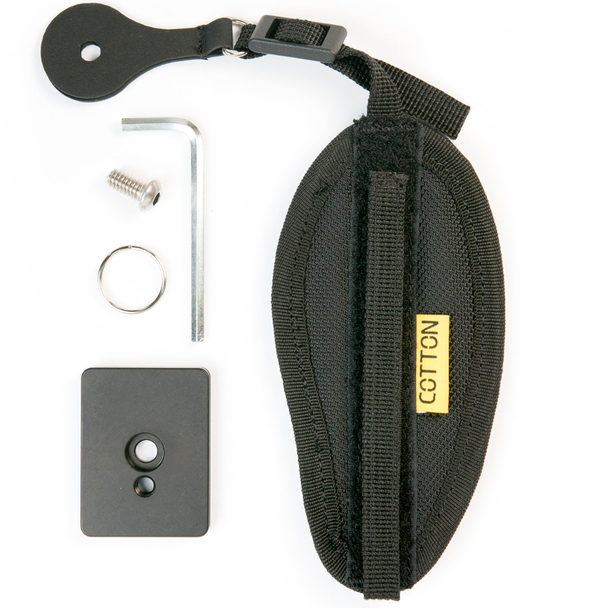 COTTON CARRIER Hand Strap With Arca Plate (801CHS)