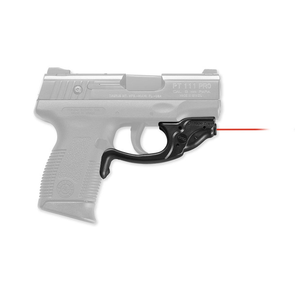 CRIMSON TRACE Laserguard Taurus Red Laser Sight (LG-493)