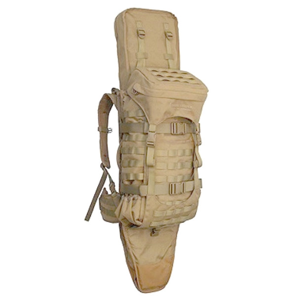 EBERLESTOCK Gunslinger II Dry Earth Backpack (G2ME)