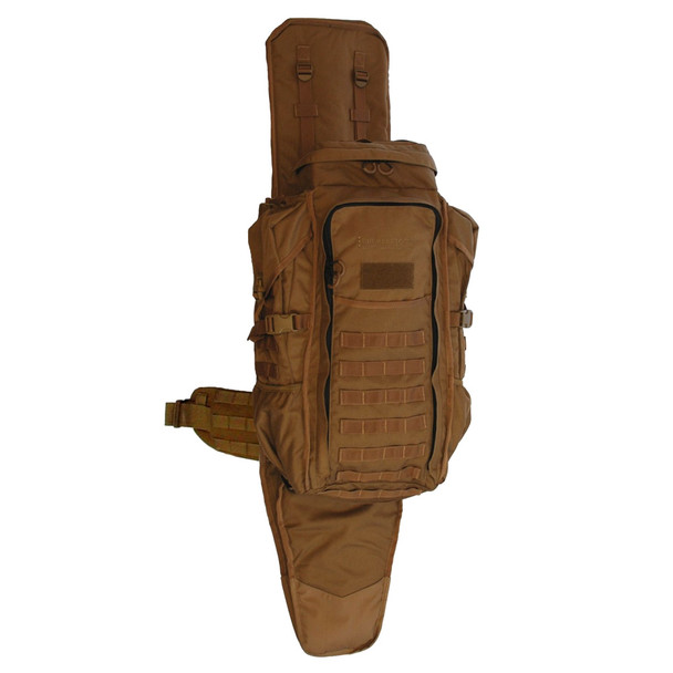 EBERLESTOCK Phantom Coyote Brown Backpack (G3MC)