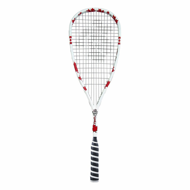 BLACK KNIGHT C2C White 500cm Head Racquet (SQNC2C-W)