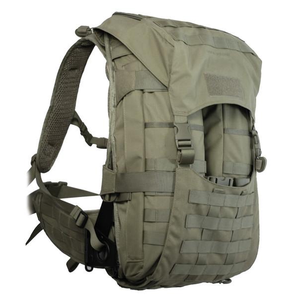 EBERLESTOCK Warhammer Military Green Backpack (J51MJ)