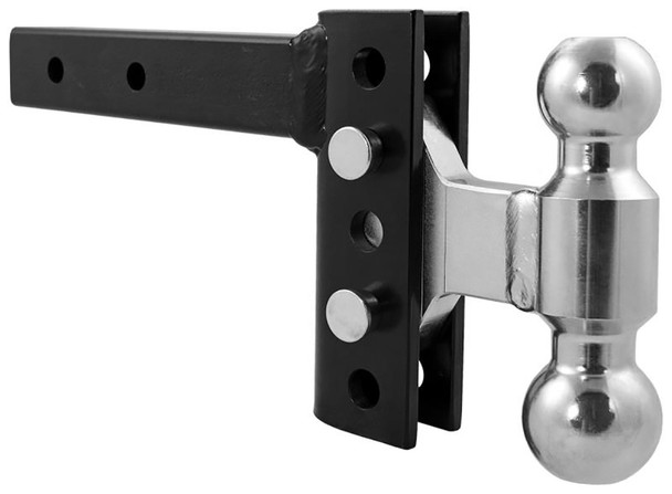 ANDERSEN 4in EZ HD 14K Hitch with 2 x 2-5/16in Combo Ball (3294)
