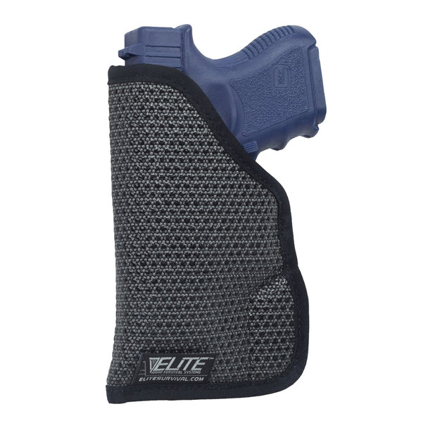 ELITE SURVIVAL SYSTEMS Mainstay Clipless IWB/Pocket Size 10 Holster (7130-10)
