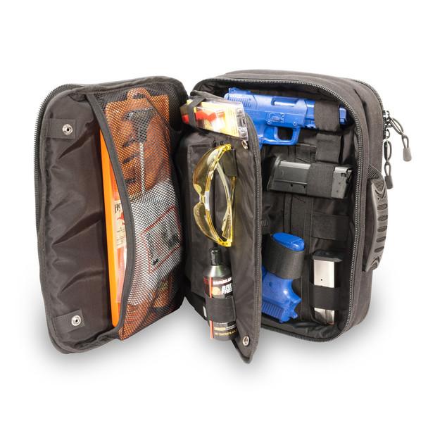 ELITE SURVIVAL SYSTEMS Four Gun Pistol Pack Range Bag (7754-B)