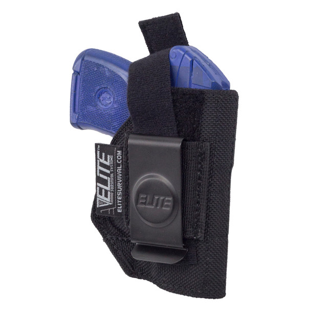 ELITE SURVIVAL SYSTEMS Inside The Waistband Clip IWB Ruger LCP/Kel-Tec P32 Holster (BCH-11)