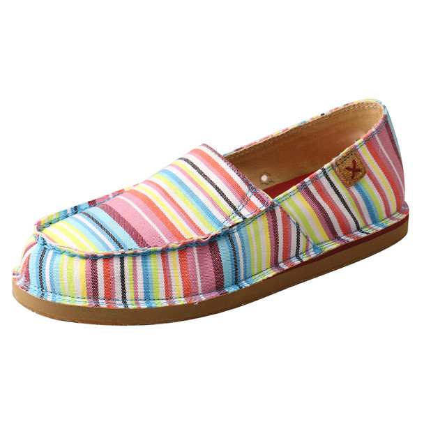 TWISTED X Women's Slip-On Multi Loafer (WCL0009)