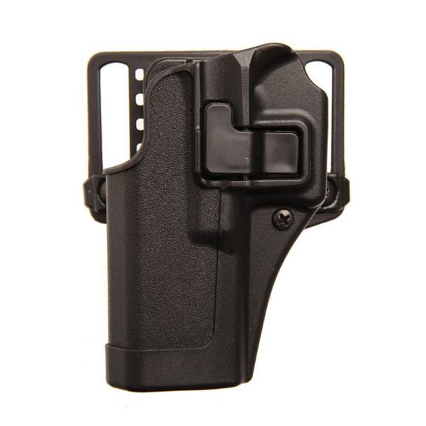 BLACKHAWK Serpa CQC Glock 29/30/39 Left Hand Black Concealment Holster (410530BK-L)
