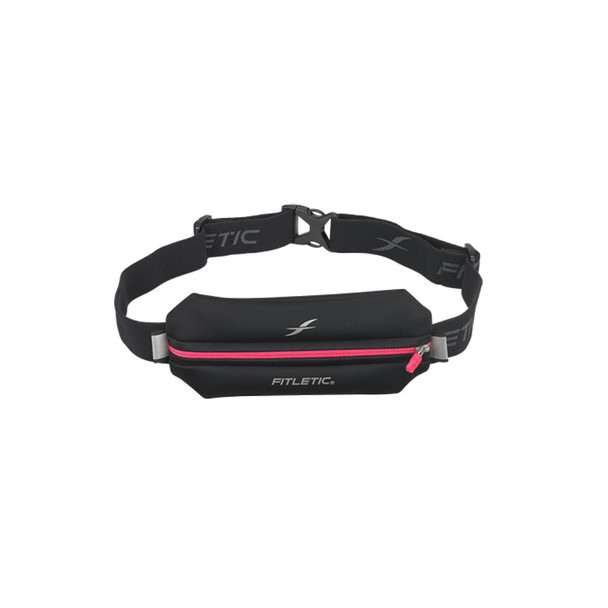 FITLETIC NEO I Black-Pink Single Pouch (N01-08)