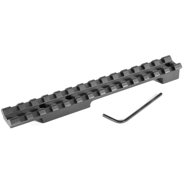 EVOLUTION GUN WORKS Remington 660/600 Mohawk 0 MOA Picatinny Rail Scope Mount (40500)