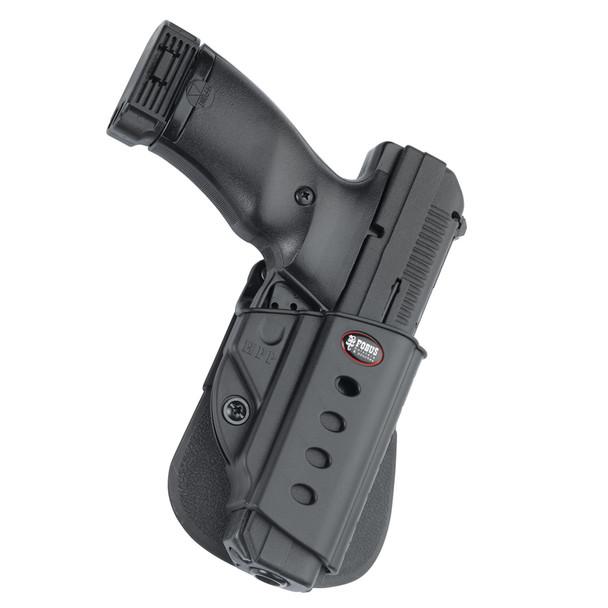 FOBUS Ruger SR45/Ruger American Pistol Right Hand Roto Evolution Paddle Holster (HPPRP)