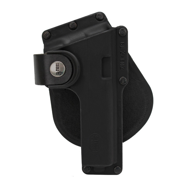 FOBUS Glock 21,20,37 Right Hand Tactical Speed Paddle with Light or Laser Holster (GLT21RP)