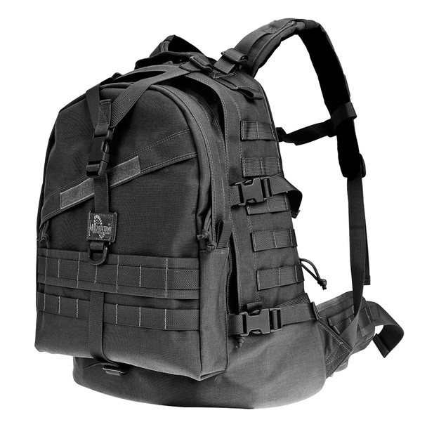 MAXPEDITION Vulture-II 3-Day Backpack, Black (0514B)