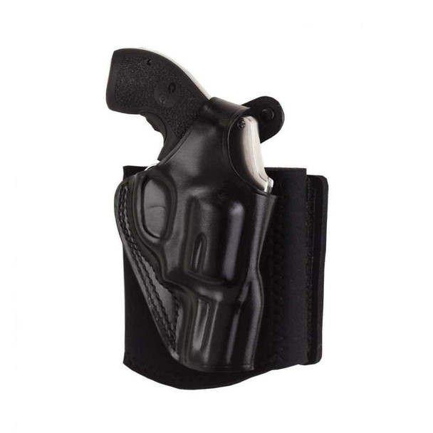 GALCO Ankle Glove Sig Sauer P290 RH Black Ankle Holster (AG646B)
