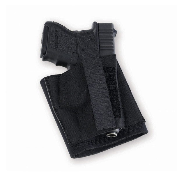 GALCO Cop Ankle Band Glock 26,27,33 Right Hand Neoprene Ankle Holster (CAB2L)