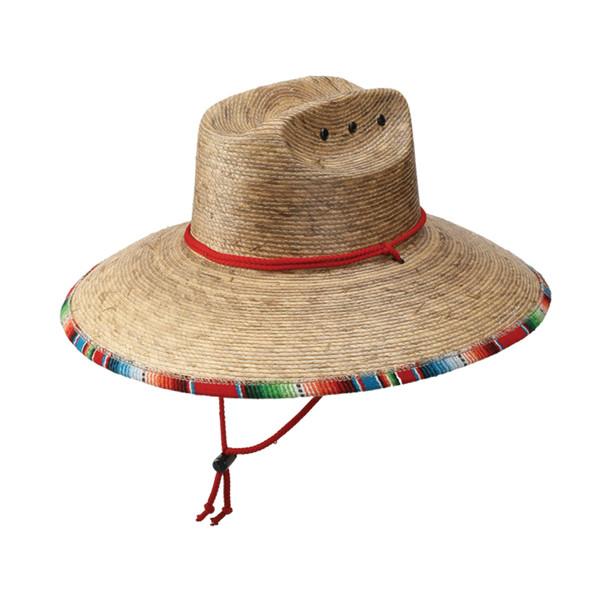 PETER GRIMM Luz Natural Lifeguard Hat (PGB1048-NAT-O)
