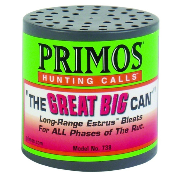 PRIMOS The Great Big Can Call (738)