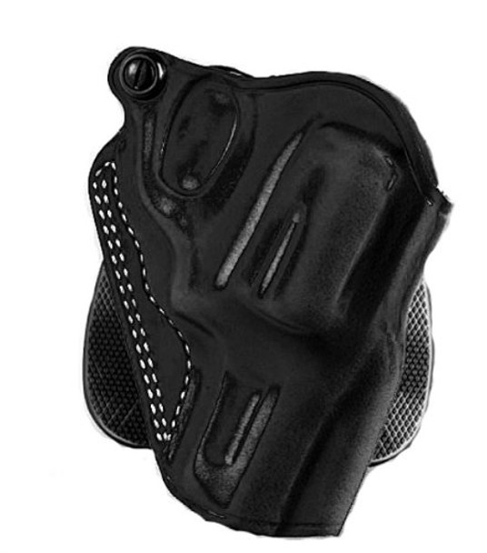 GALCO Speed S&W K Frame Right Hand Leather Paddle Holster (SPD112B)