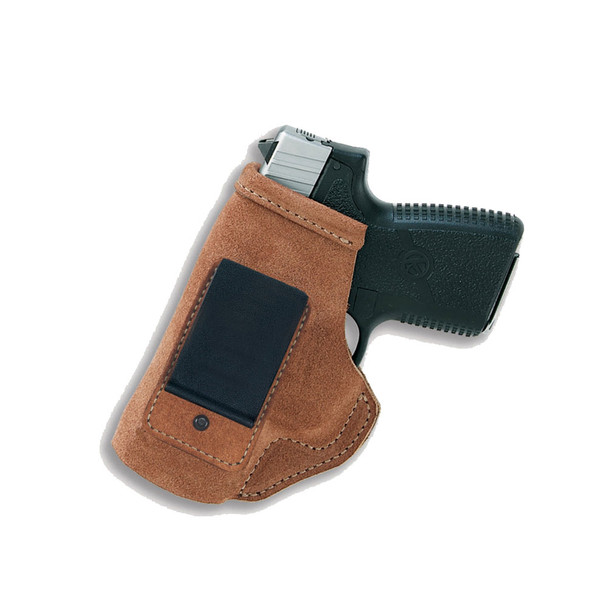 GALCO Stow-N-Go Kimber 4in 1911 Left Hand Leather IWB Holster (STO267)