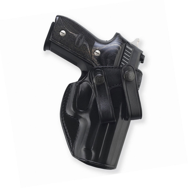 GALCO Summer Comfort Kimber 4in 1911 Right Hand Leather IWB Holster (SUM266B)