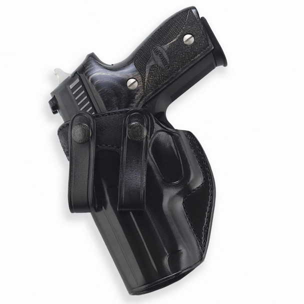 GALCO Summer Comfort S&W M&P 9,40 Left Hand Leather IWB Holster (SUM473B)