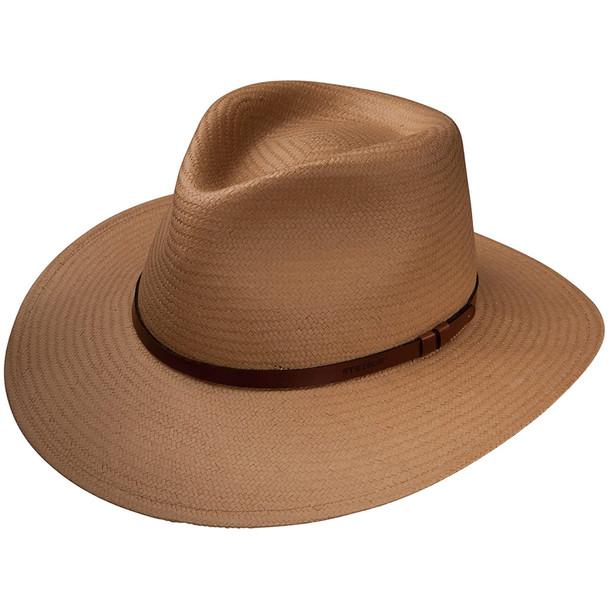 STETSON Limestone Sand Outback Western Hat (TSLIMS-203079)