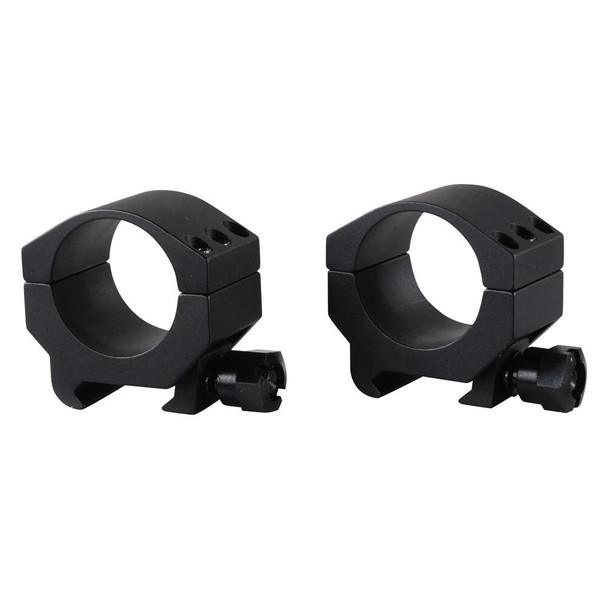 BURRIS Xtreme Tactical 30mm Low Matte Black Rings (420160)