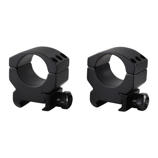 BURRIS Xtreme Tactical 1in Medium Black Rings (420181)