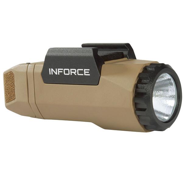 INFORCE APL Gen3 400 Lumens Flat Dark Earth Light (A-06-1)