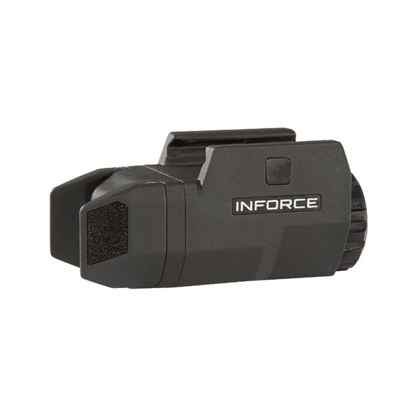 INFORCE APL-Compact Picatinny White LED Black Weapon Mounted Light (AC-05-1)