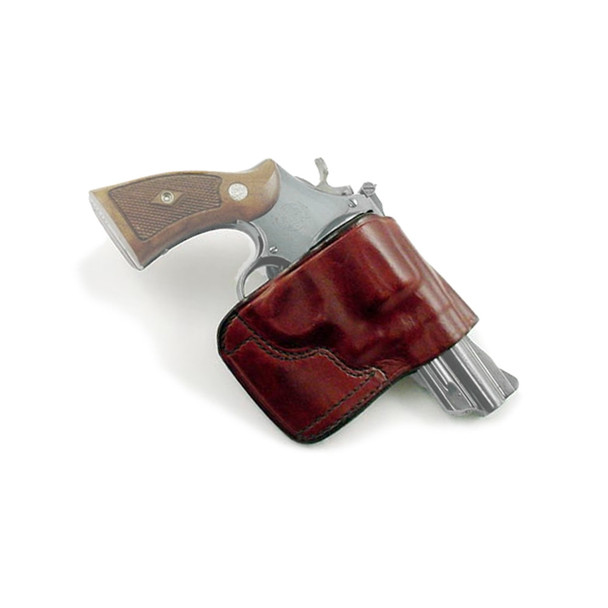 DON HUME JIT Slide Right Hand S&W J Frame/ Taurus 85 Brown Holster (J968600R)