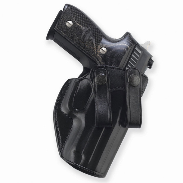 GALCO Summer Comfort Right Hand Leather IWB Holster for Glock 19-23-32 (SUM226B)