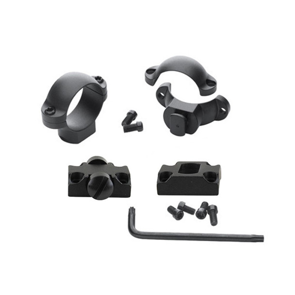 LEUPOLD Standard One-Piece Browning X-Bolt Base and Medium Rings Combo Pack (114959)