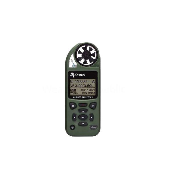 KESTREL Elite Olive Weather Meter with Applied Ballistics (0857AOLV)