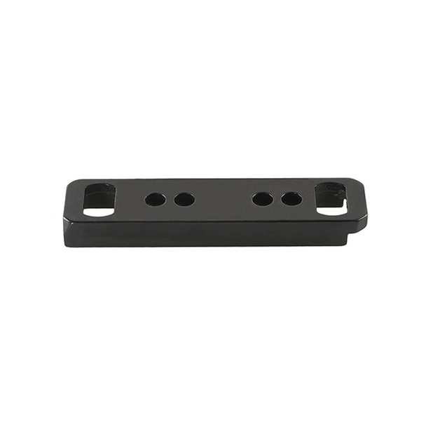 LEUPOLD Dual Dovetail One-Piece T/C Contender Black Gloss Base (53556)