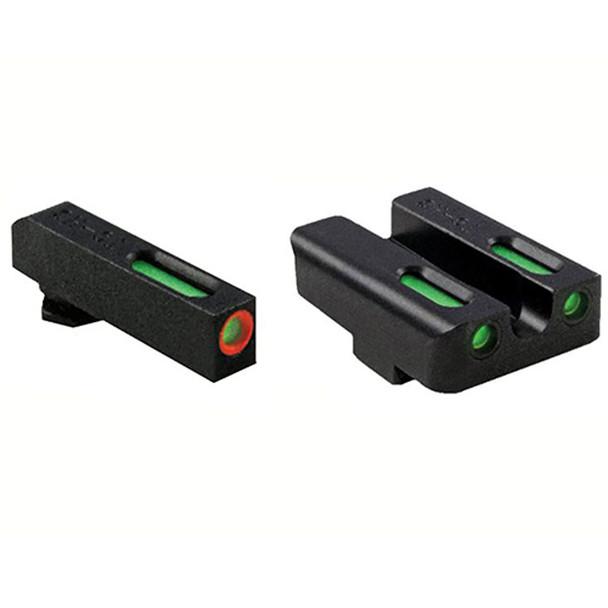 TRUGLO TFX Orange S&W M&P Handgun Sights (TG13MP1PC)