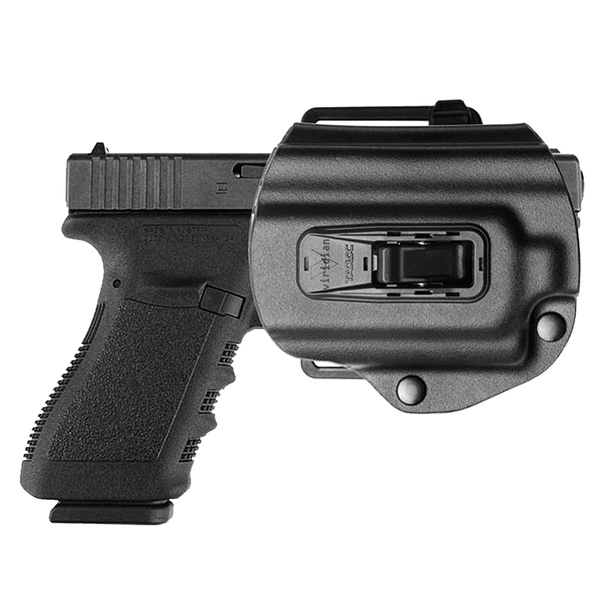 VIRIDIAN TacLoc X5L Black Holster for Glock 17/22 and 19/23 RH (950-0015)