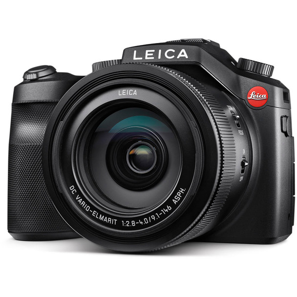 LEICA V-Lux Typ 114 Black Digital Camera (18194)