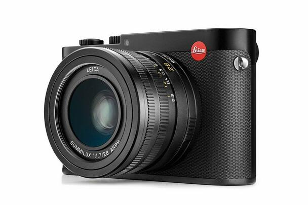 LEICA Leica Q Typ 116 Black Digital Camera (19000)