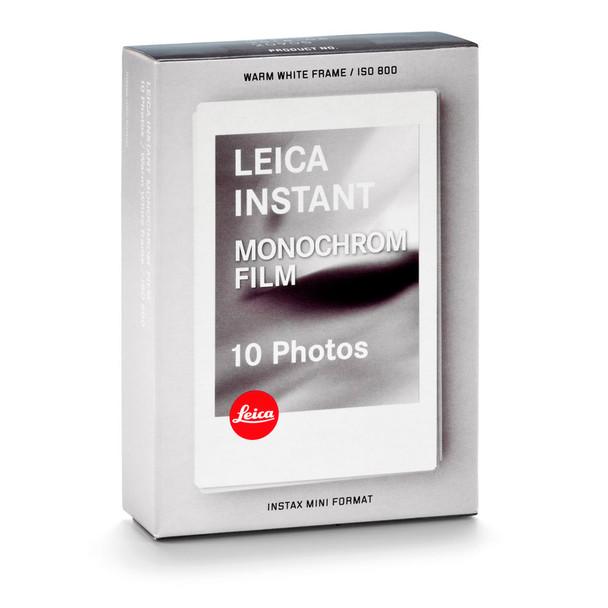 LEICA Sofort Monochrom Instant Film Pack (19550)